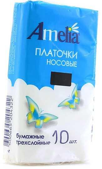 Амелия платки носовые n10х10, фото №1