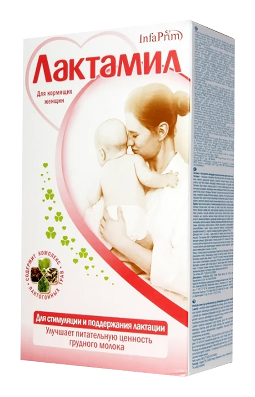 Лактамил смесь молочная сухая для беременных/кормящих матерей 350г, фото №1