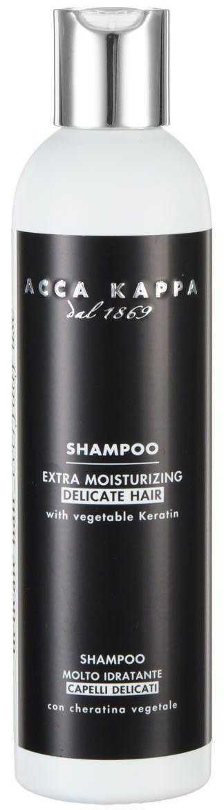 Акка каппа шампунь для тонких волос увлажняющий белый мускус 250мл, фото №1