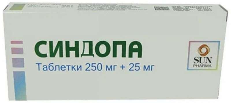 СИНДОПА таблетки 50 шт.