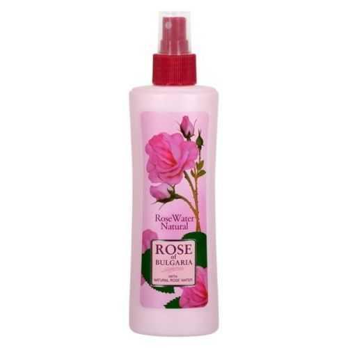 Роуз оф болгария (rose of bulgaria) розовая вода с пульверизатором 230мл, фото №1