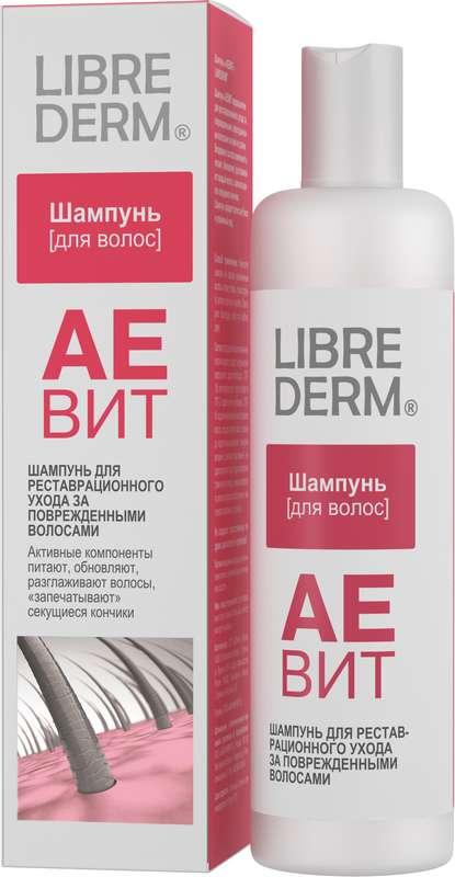 Либридерм аевит шампунь для волос 250мл, фото №1