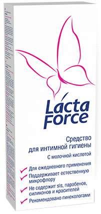 911 лактофорс средство для интимной гигиены 200мл, фото №1