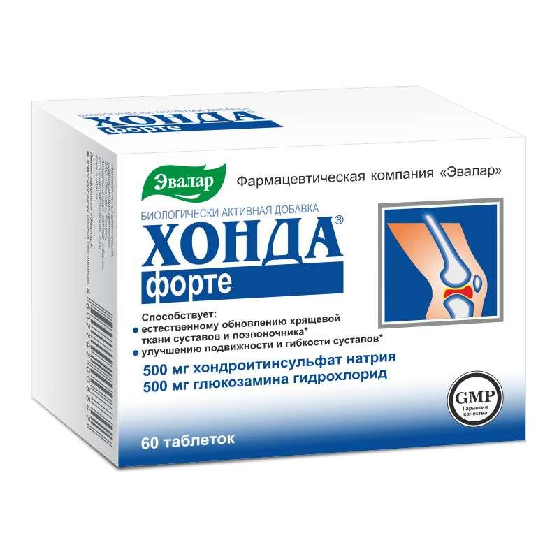 ХОНДА ФОРТЕ таблетки 60 шт.