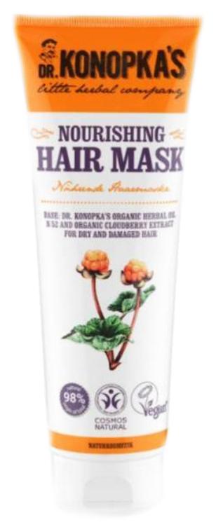 Доктор конопка маска для волос питательная 200мл, фото №1
