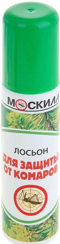 Москилл лосьон-спрей защитный от комаров 150мл, фото №1