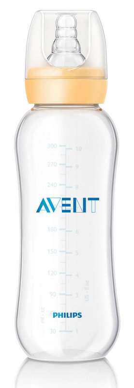 Авент стандарт бутылочка для кормления с соской медленный поток 80910 (scf971/17) 240мл, фото №1
