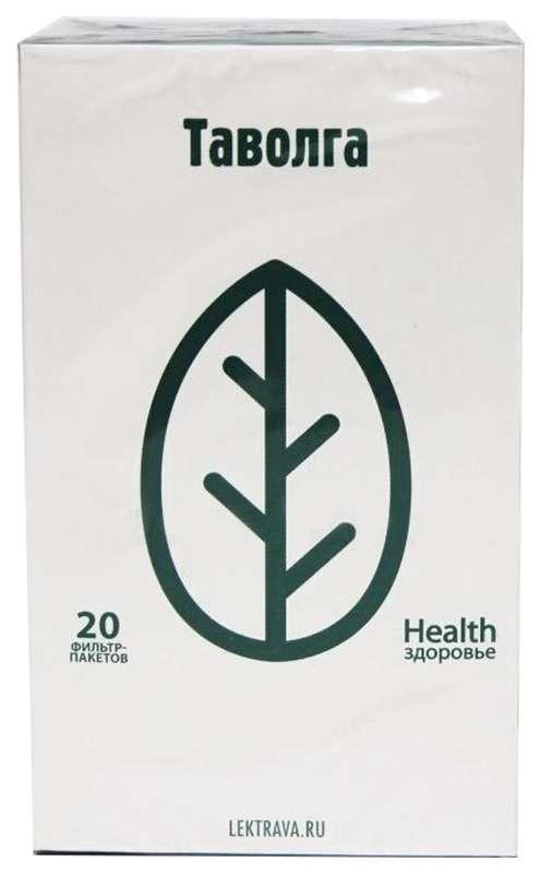 Таволга 1,5г 20 шт. фильтр-пакет здоровье, фото №1