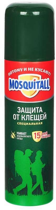 Москитол специальная защита спрей от клещей 150мл, фото №1