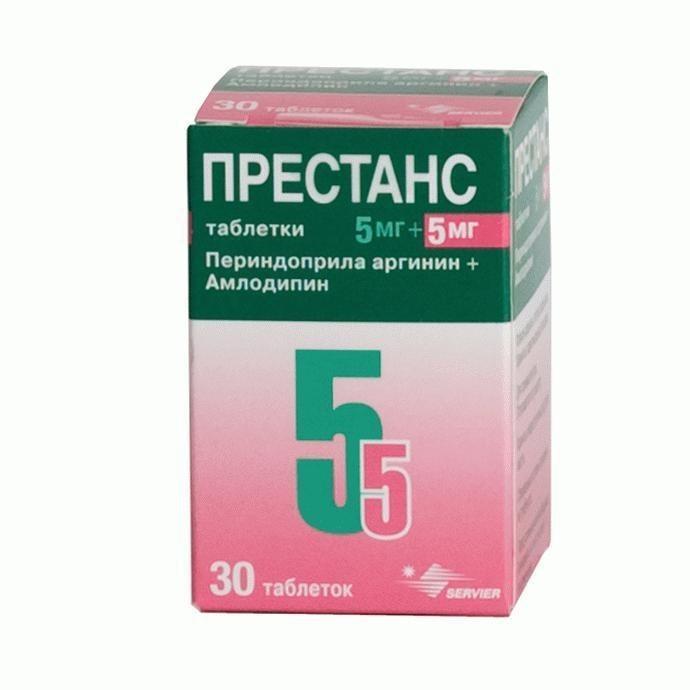 ПРЕСТАНС таблетки 30 шт.