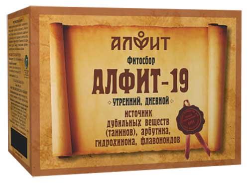 Алфит 19 для мужчин сбор лекарственный 2г 60 шт., фото №1