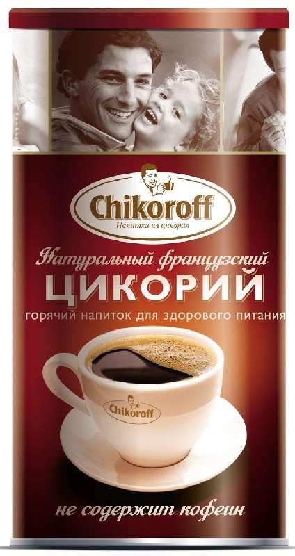 Чикорофф цикорий растворимый 110г, фото №1