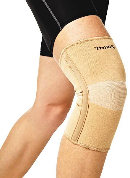 Орлетт бандаж на коленный сустав эластичный mkn-103 (m) размер l, фото №1