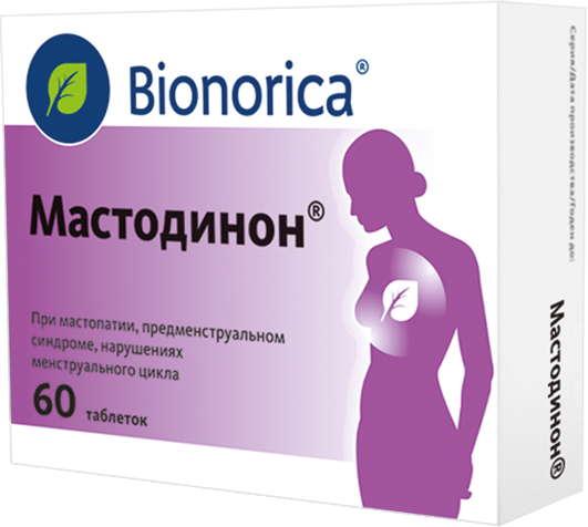 Мастодинон 60 шт. таблетки, фото №1
