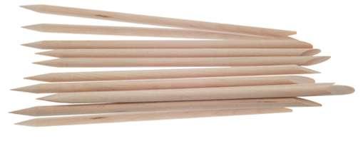 Диваль палочки маникюрные p-010, фото №1