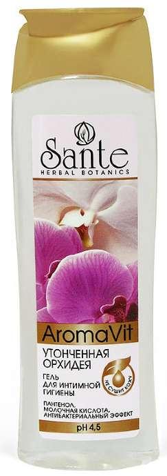 Кора сантэ гель для интимной гигиены утонченная орхидея 250мл, фото №1