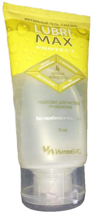 Любримакс гель-смазка протект 75мл, фото №1