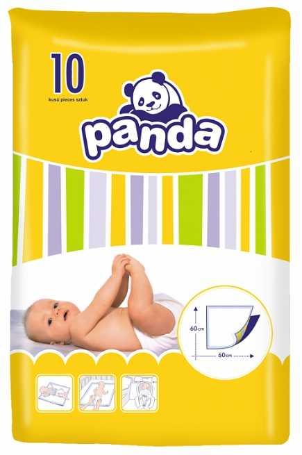 Белла панда пеленки для детей 60х60 10 шт., фото №1