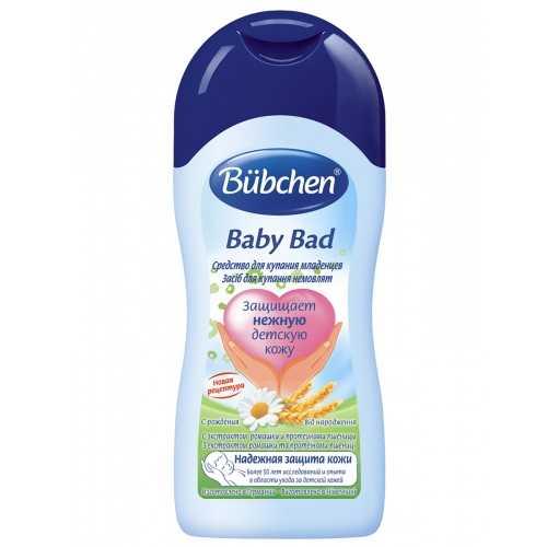 Бюбхен средство для купания младенцев 400мл, фото №1
