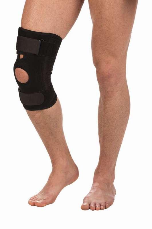 Тривес бандаж на коленный сустав т-8512 размер xxl, фото №1