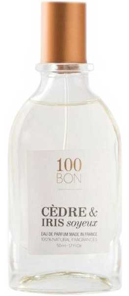100бон парфюмерная вода кедр/ирис пудровый 50мл, фото №1
