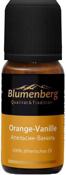 Блюменберг смесь эфирных масел апельсин/ваниль 10мл, фото №1