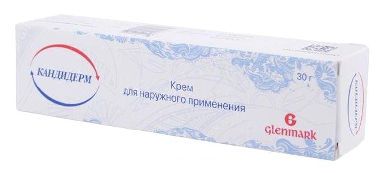 КАНДИДЕРМ 30г крем
