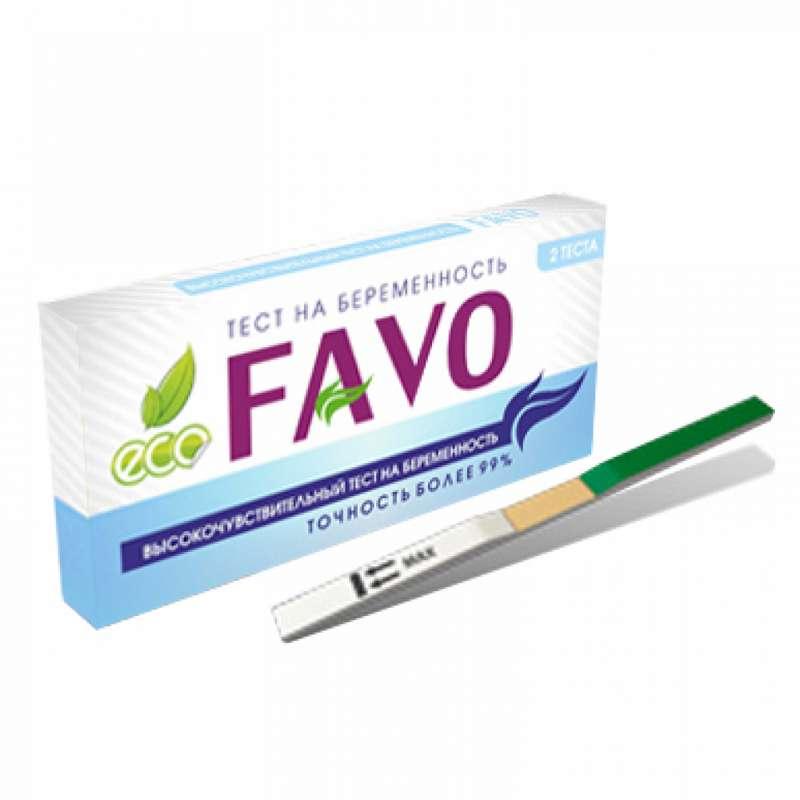 ФАВО тест на беременность 2 шт.