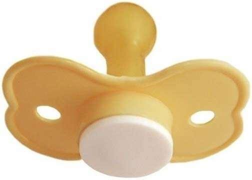 Соска-пустышка бабочка в упаковке без кольца, фото №1