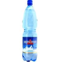 Вода мин. меркурий 1,5л газ пэт