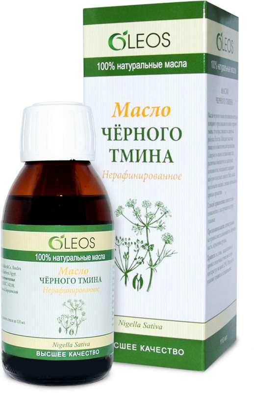 Олеос масло пищевое черного тмина (питание) 110мл, фото №1
