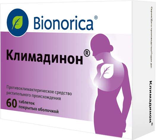 Климадинон 60 шт. таблетки, фото №1