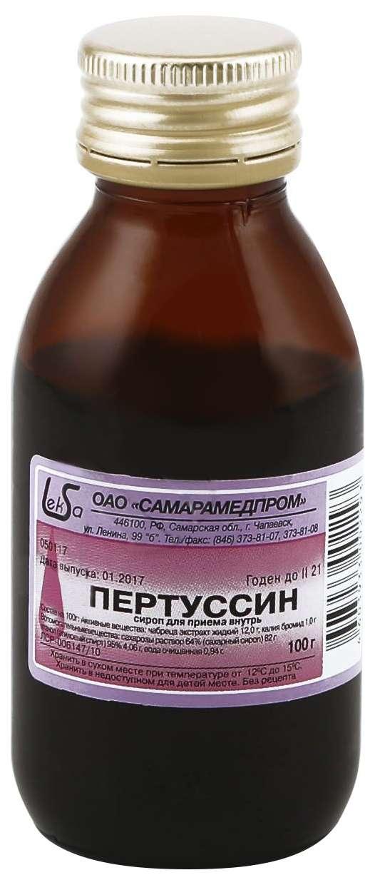 Пертуссин 100мл сироп, фото №1