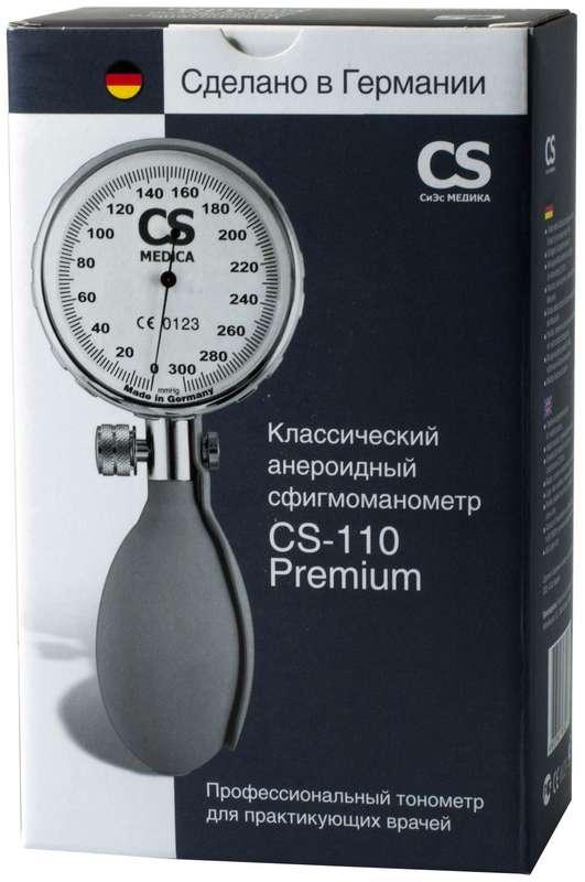 Сиэс медика тонометр механический cs-110 премиум, фото №1