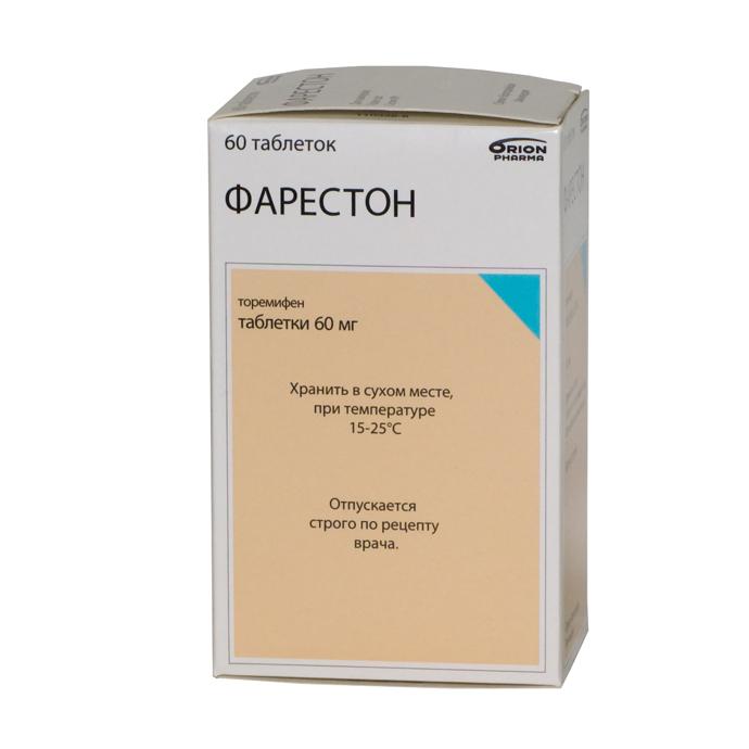 ФАРЕСТОН таблетки 60 мг 60 шт.