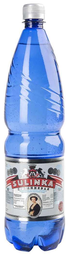 Сулинка вода минеральная кремниевая 1,25л, фото №1