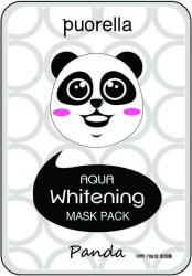 ПУОРЕЛЛА АКВА маска для лица отбеливающая Панда