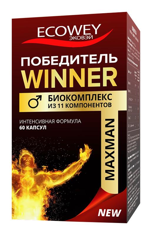 Победитель капсулы 60 шт., фото №1