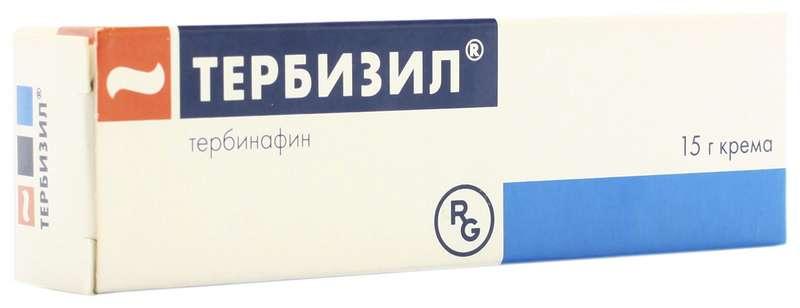 ТЕРБИЗИЛ 1% 15г крем