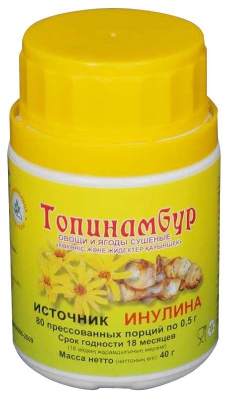 Топинамбур таблетки 80 шт., фото №1