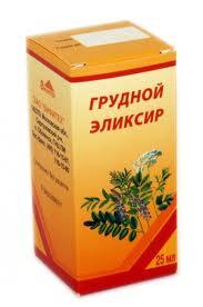 ГРУДНОЙ ЭЛИКСИР 25мл