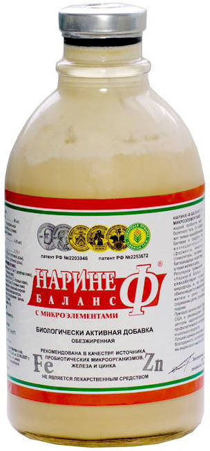 НАРИНЭ-Ф-БАЛАНС 450мл