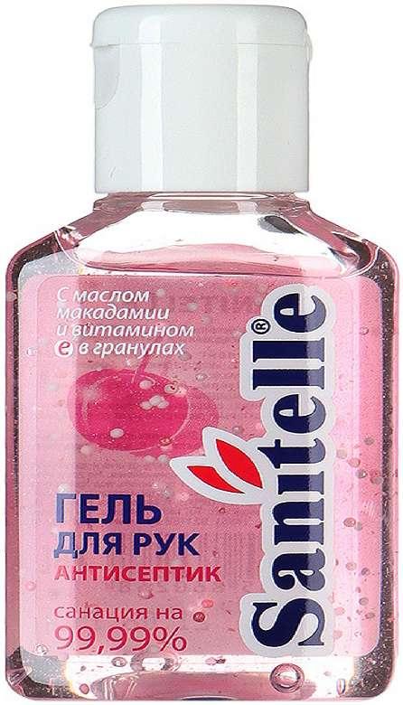 Санитель гель для рук макадамия 50мл, фото №1