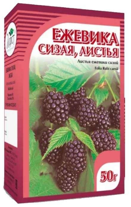 Ежевика листья чайный напиток 50г, фото №1