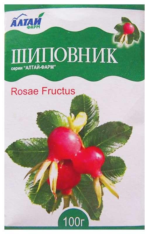 Шиповник плоды фиточай 100г, фото №1