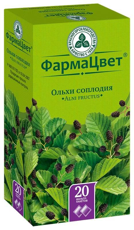 Ольхи соплодия 20 шт., фото №1
