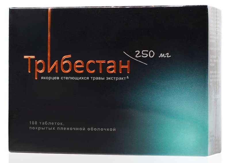 ТРИБЕСТАН таблетки 250 мг 180 шт.