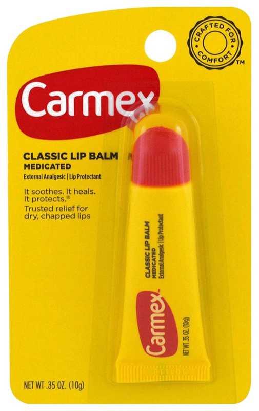 Кармекс бальзам для губ классический 10г туба, фото №1