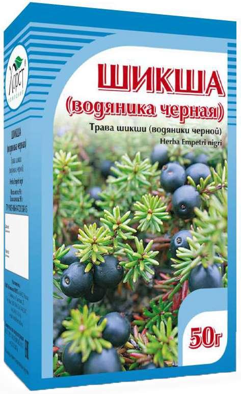 Шикша (водяника черная) чайный напиток 50г, фото №1