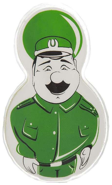 Грелка солевая полковник, фото №1